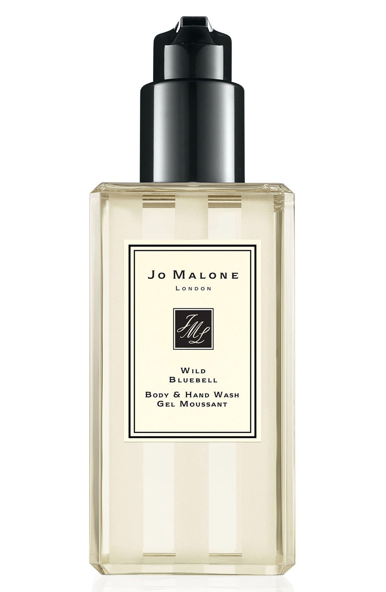 Jo Malone London(TM) Wild Bluebell Body & Hand Wash