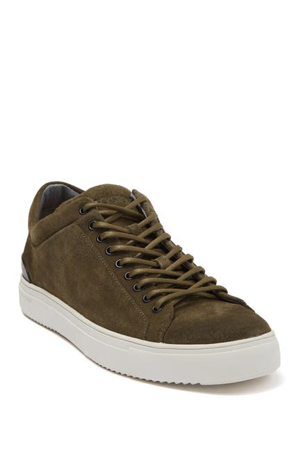 Image of Blackstone Leather Low Top Sneaker