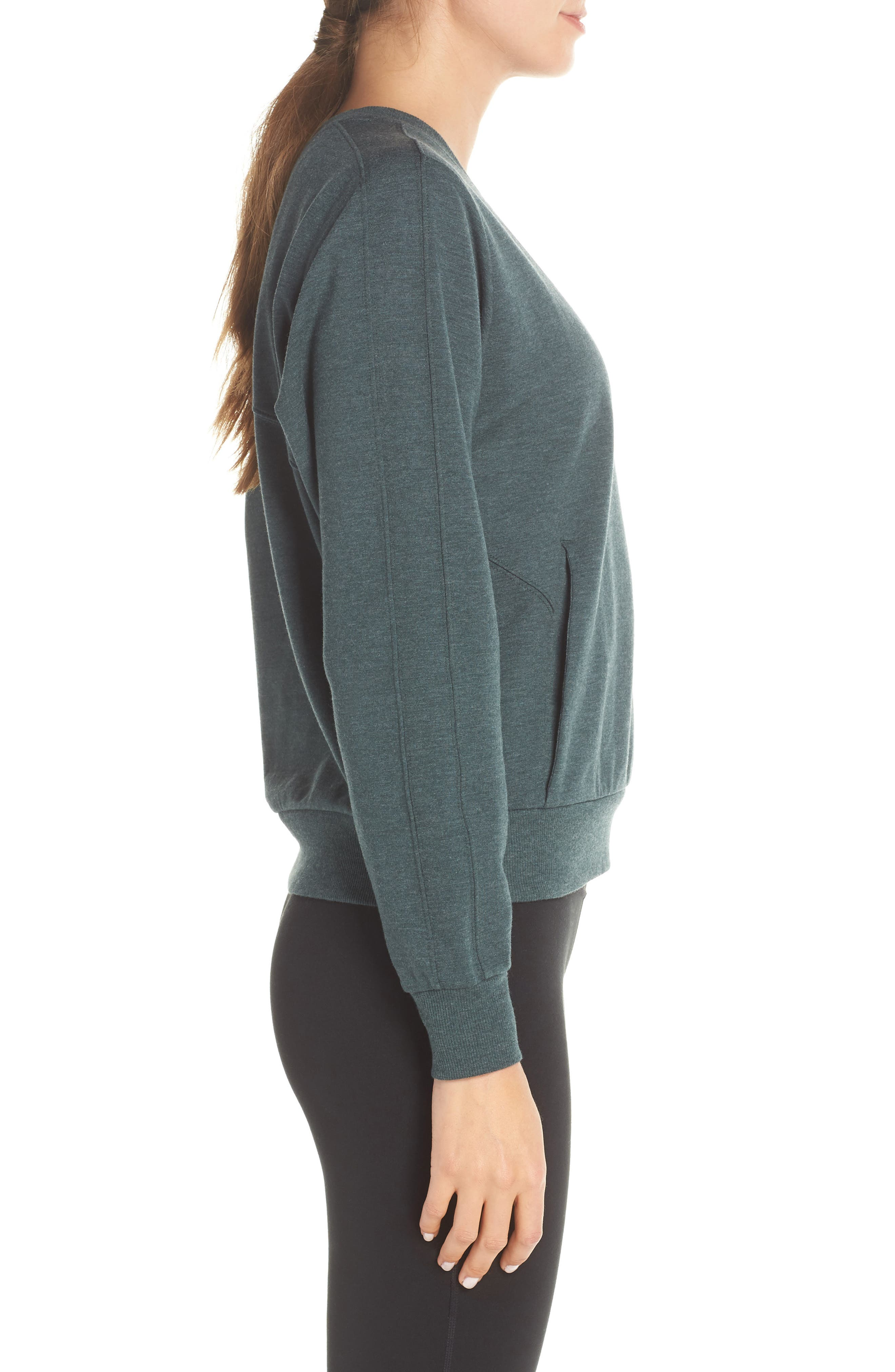 ,                             Crewneck Pullover,                             Alternate thumbnail 16, color,                             310