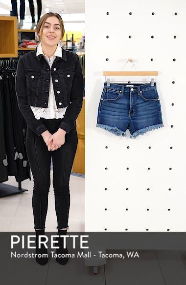 Cutoff Denim Shorts, sales video thumbnail