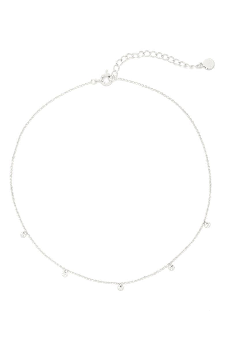 GORJANA Charm Choker Necklace, Main, color, 045