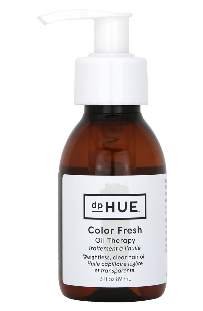 DPHUE Color Fresh Oil Therapy Hair Oil, Main, color, NO COLOR