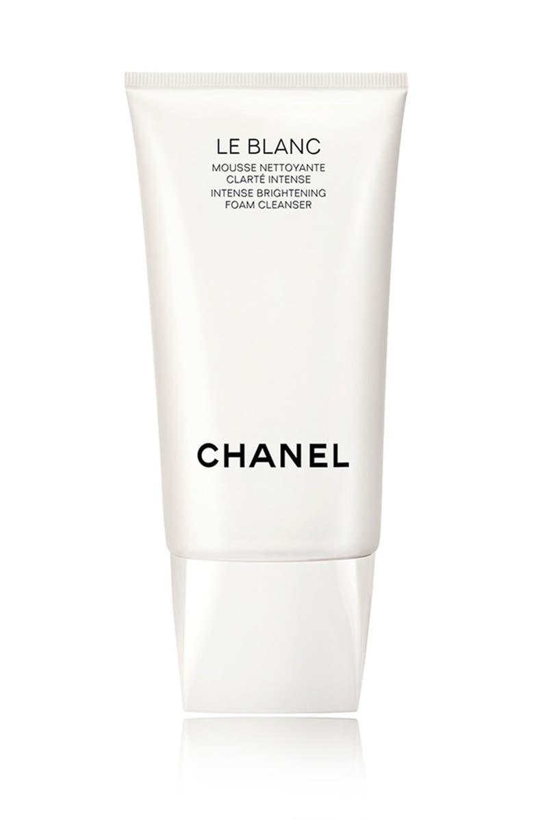 CHANEL LE BLANC <br />Intense Brightening Foam Cleanser, Main, color, NO COLOR