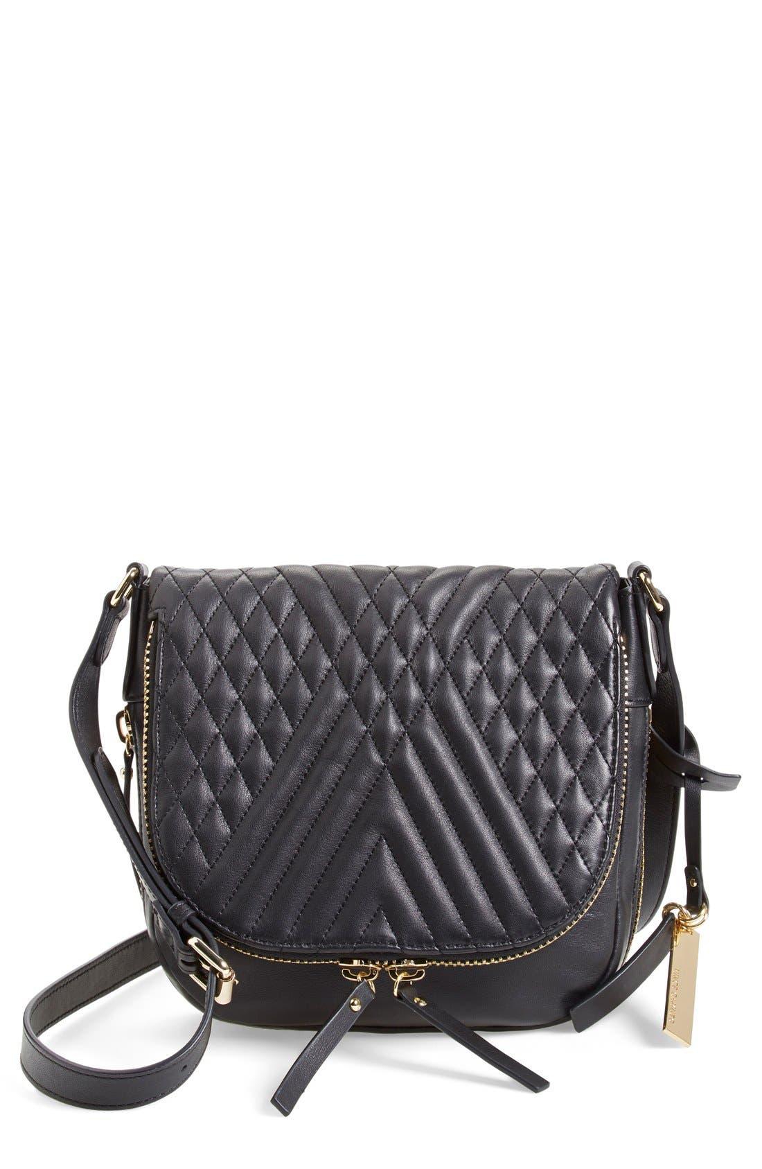 'Baily' Crossbody Bag, Main, color, 001