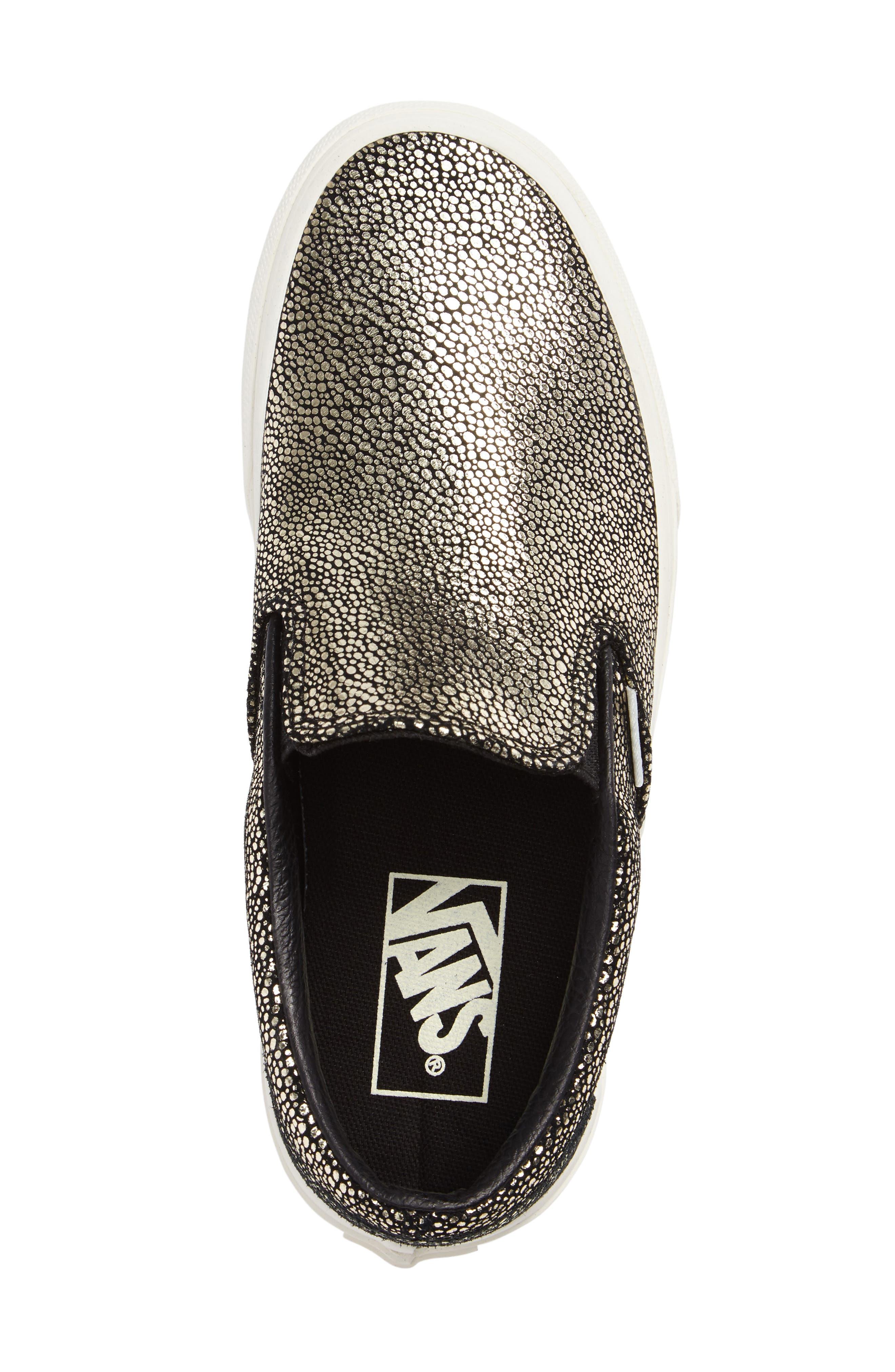 ,                             Classic Slip-On Sneaker,                             Alternate thumbnail 445, color,                             710