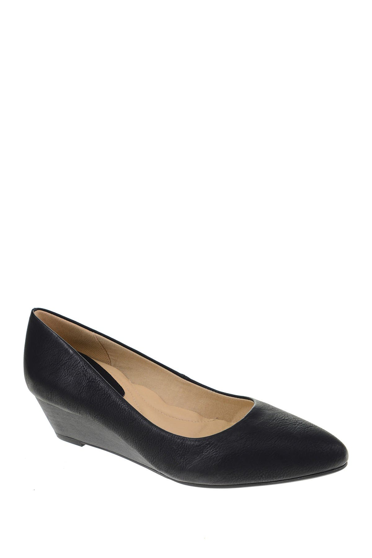 Image of CL by Laundry Alyce Wedge Pump