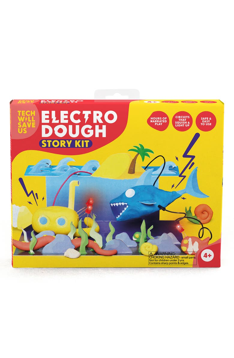 TECH WILL SAVE US Electro Dough Story Kit, Main, color, 960