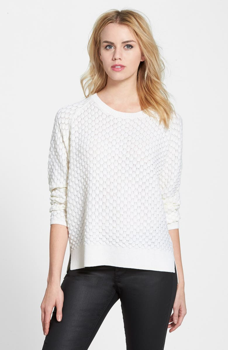 FRENCH CONNECTION 'Ella' Sweater, Main, color, 101