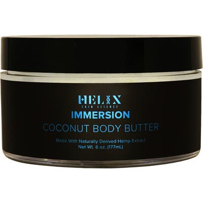 Helix Skin Science Immersion Coconut Body Butter With Cbd