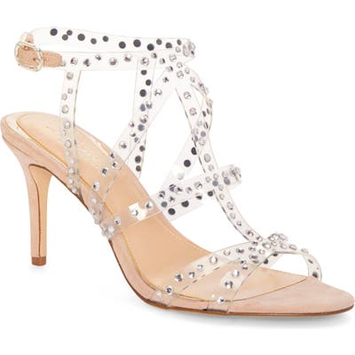 Imagine By Vince Camuto Priya 2 Strappy Sandal- Beige