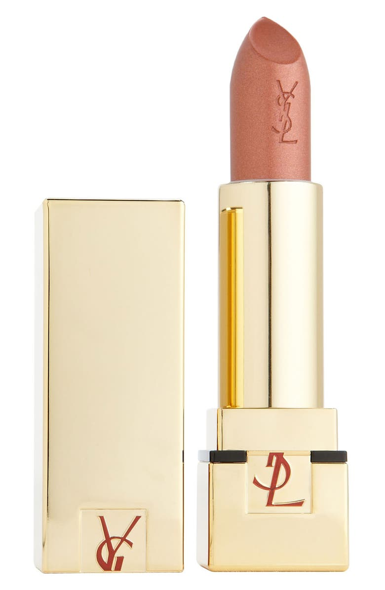 YVES SAINT LAURENT 'Rouge Pur' Lipstick, Main, color, 220