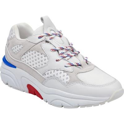 Marc Fisher Ltd Nella Sneaker, White
