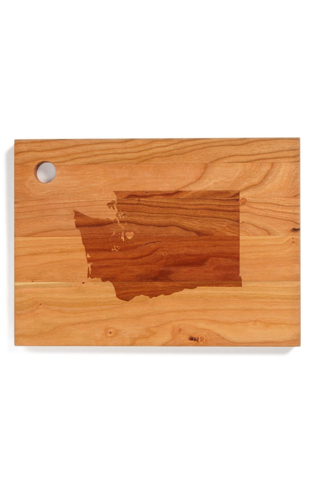 ,                             'State Silhouette' Cutting Board,                             Main thumbnail 49, color,                             246