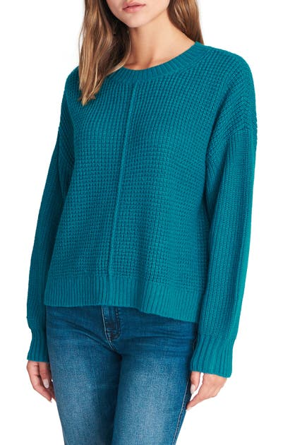 Sanctuary Knits SORRY NOT SORRY CHUNKY KNIT SWEATER