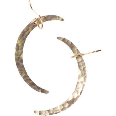 Nashelle Crescent Moon Earrings