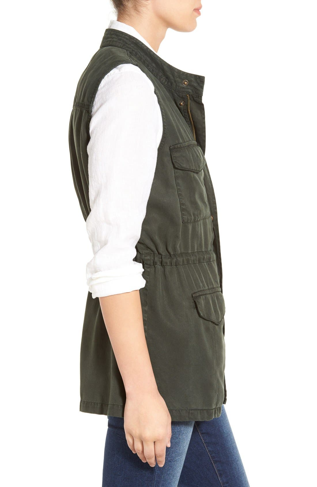 ,                             Military Vest,                             Alternate thumbnail 9, color,                             341