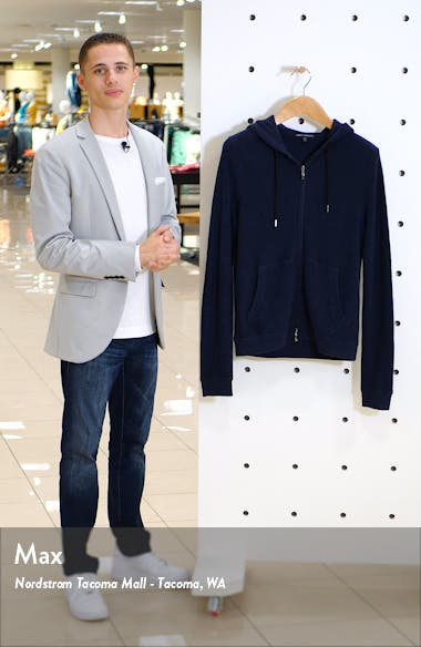 Kensington Hooded Zip Sweater, sales video thumbnail