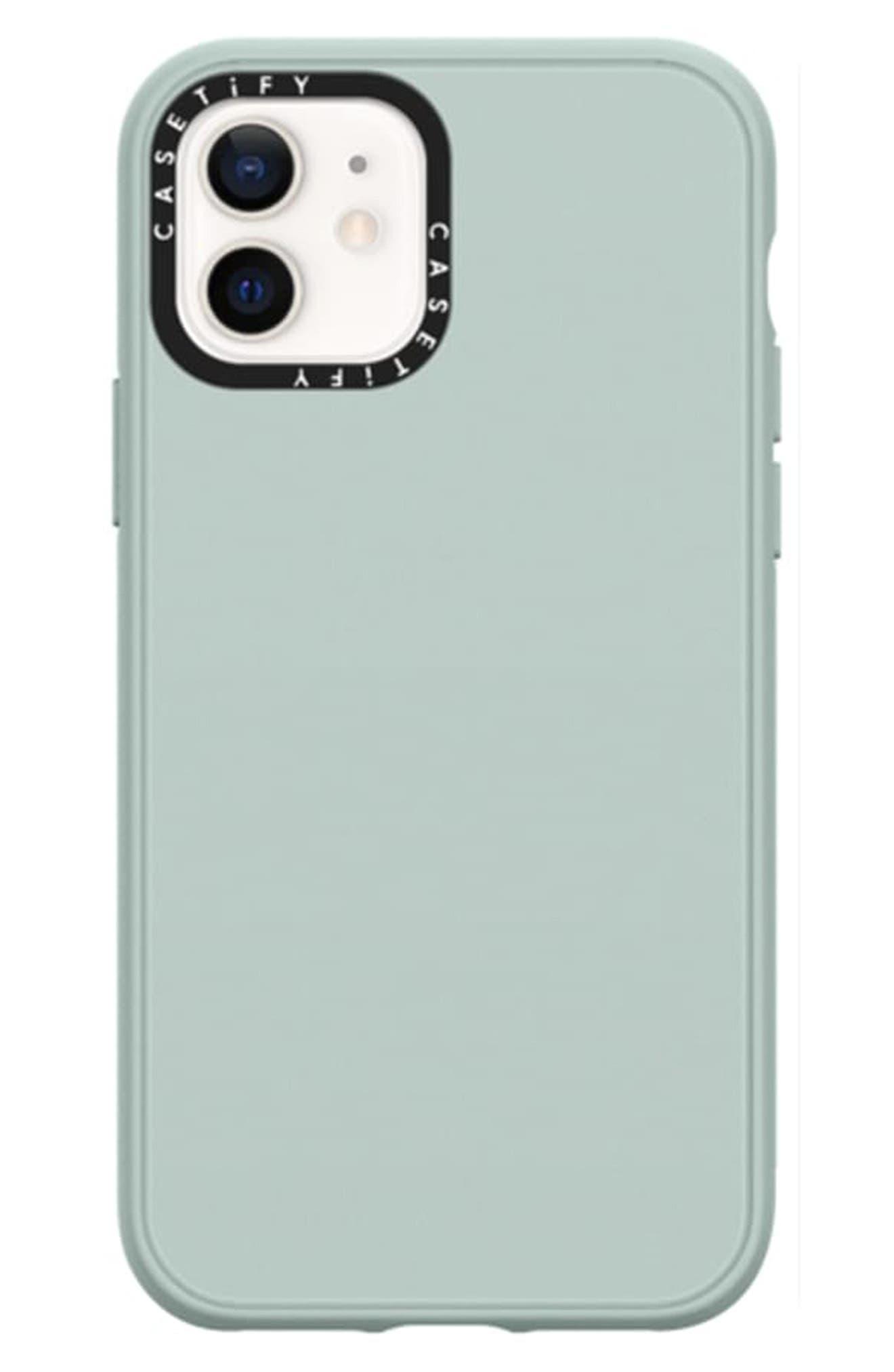 Solid Impact Iphone 12 Mini Case