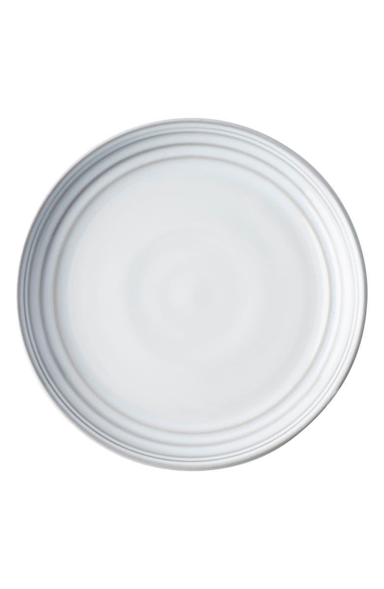 JULISKA Bilbao White Truffle Salad Plate, Main, color, WHITE TRUFFLE