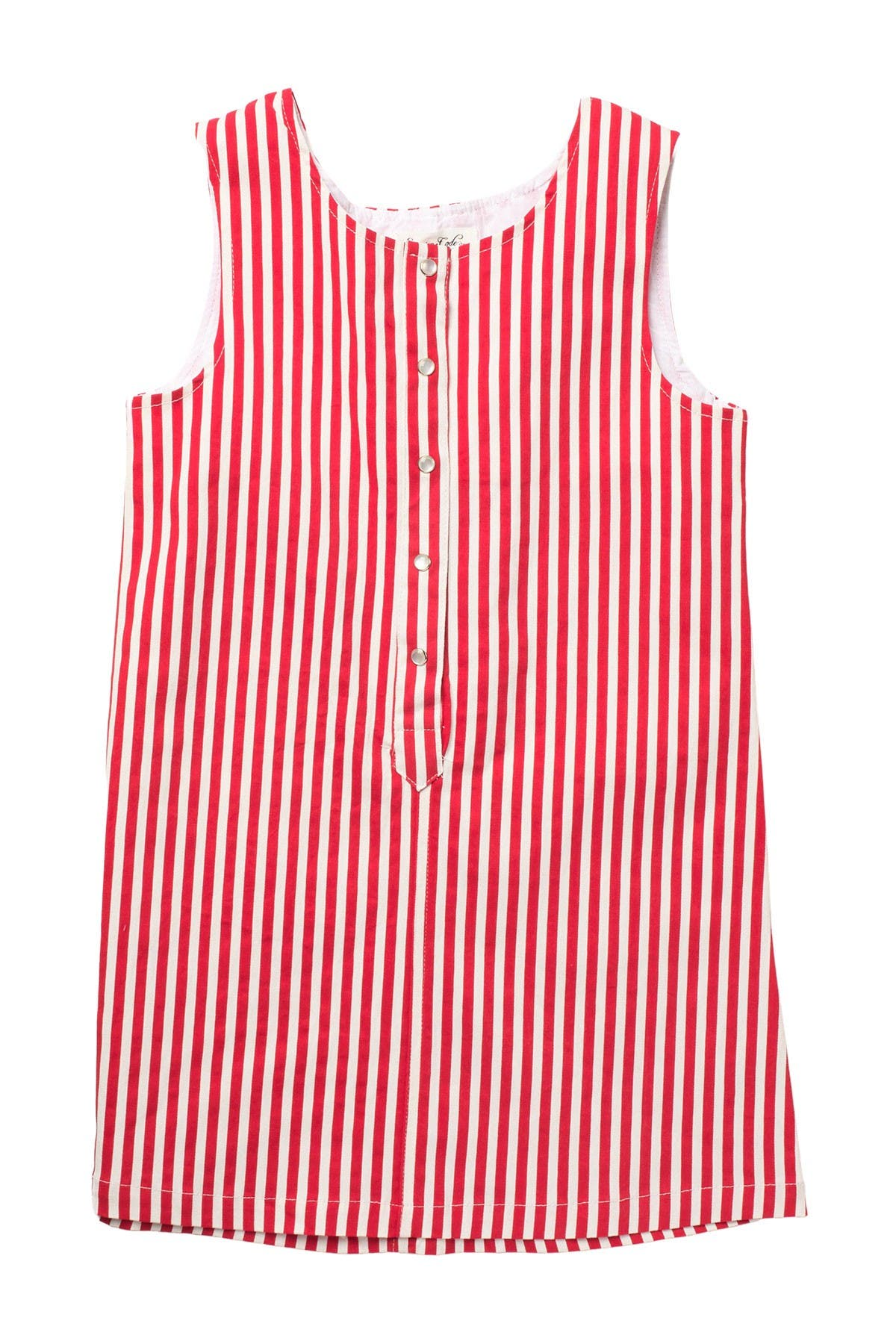Image of Sovereign Code Maxine Stripe Tank Dress