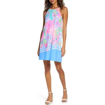 Lilly Pulitzer Margot Sleeveless Swing Dress, Pink
