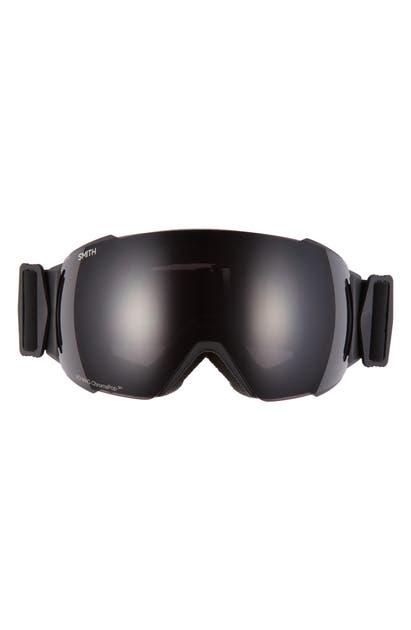 Smith I/o Mag(tm) Snow Goggles In Blackout/ Sun Black