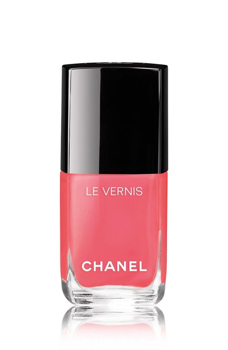 CHANEL LE VERNIS <br />Longwear Nail Colour, Main, color, 562 CORALIUM