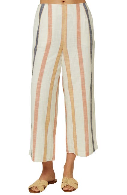 Image of O'Neill Colada Striped High Waist Pants