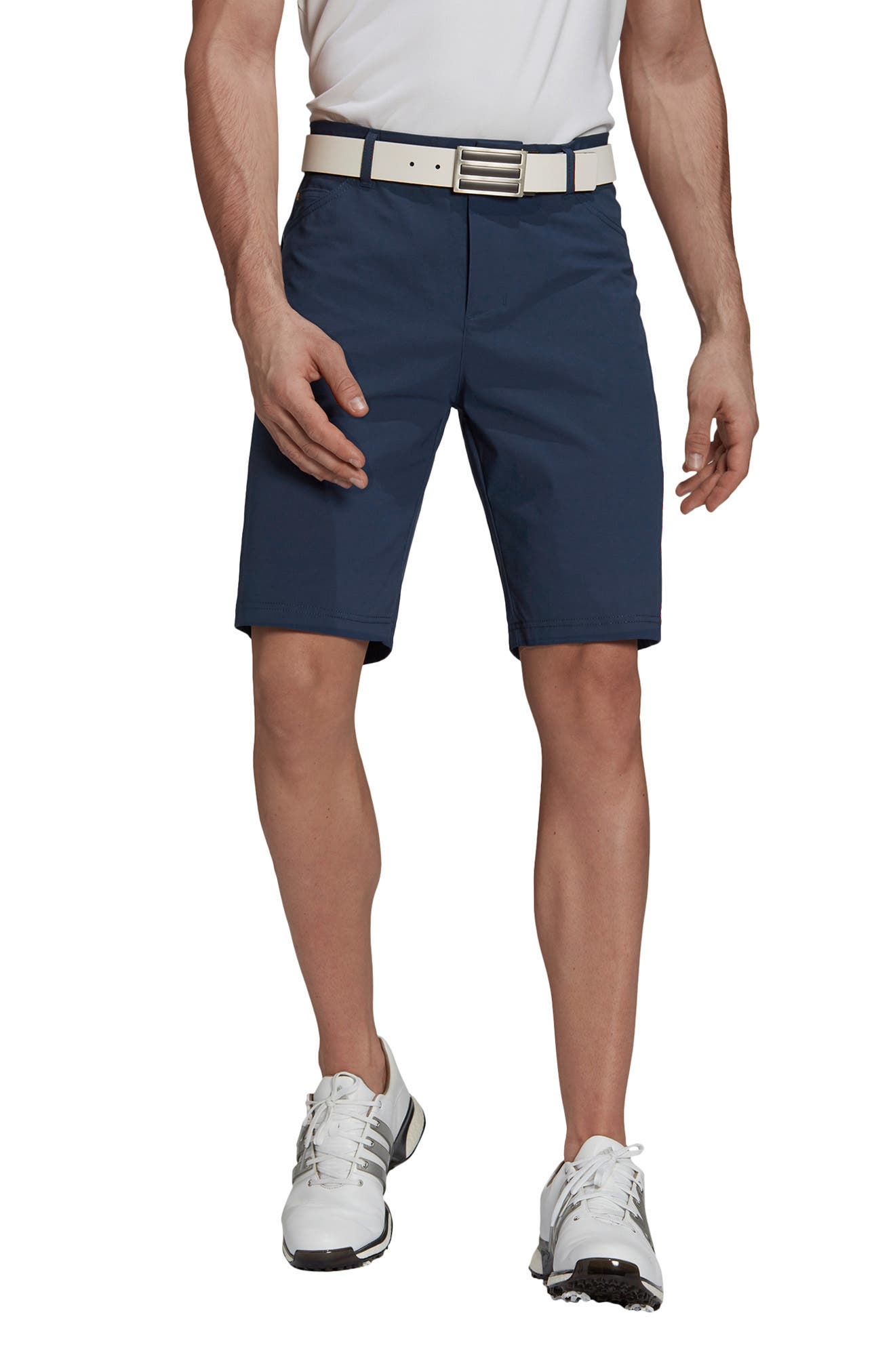 Men's Adidas Golf Men's Go-To Water Repellent Five Pocket Shorts