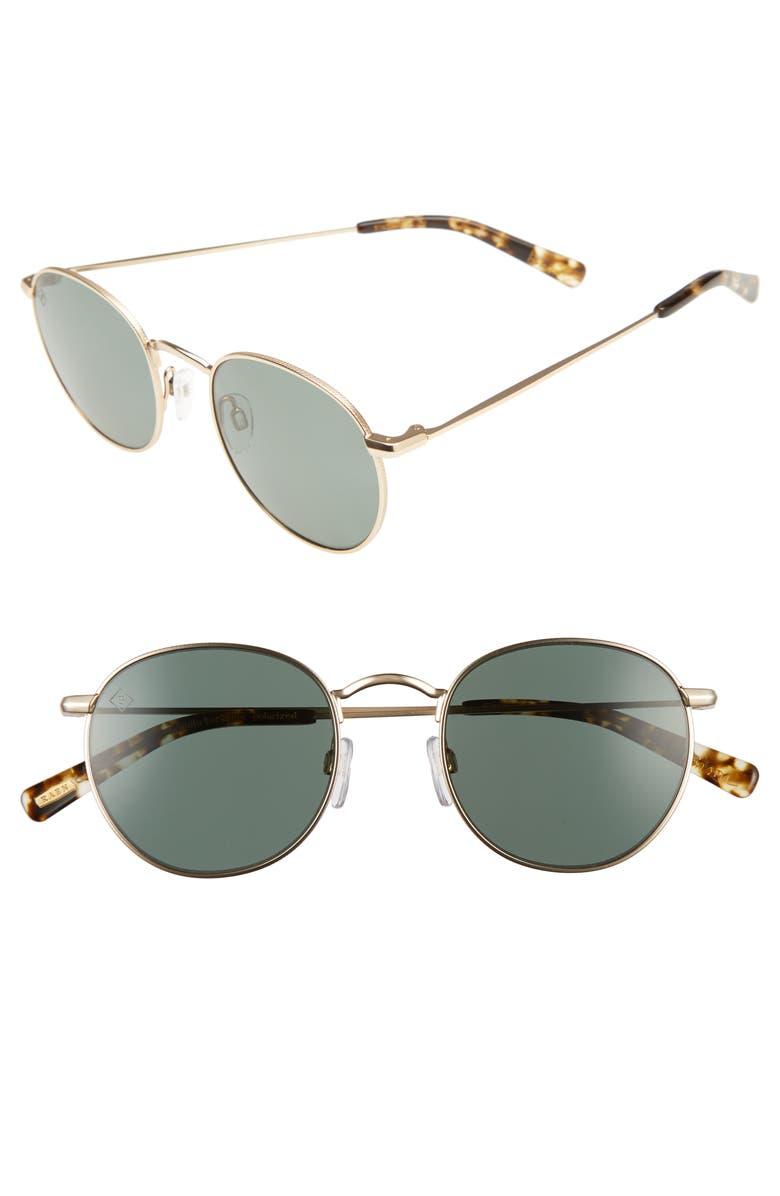 RAEN Benson 51mm Polarized Sunglasses, Main, color, 715