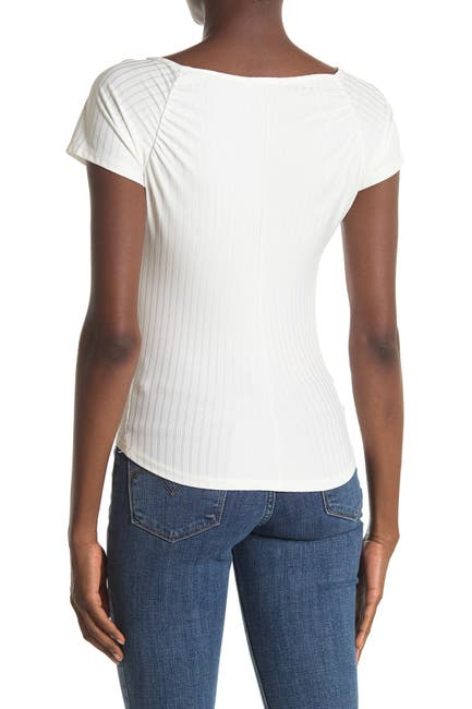 Image of NSR Eve Knit Top