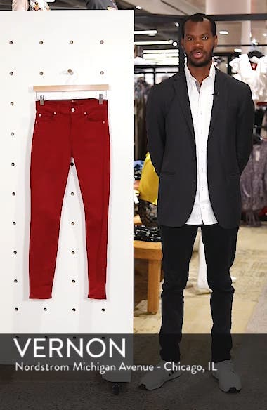The Ankle Skinny Jeans, sales video thumbnail