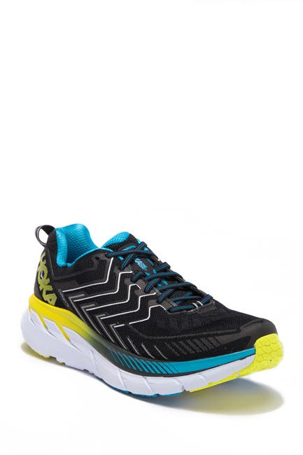 Image of HOKA ONE ONE Clifton 4 Running Sneaker