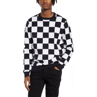 Vans Checker Sweater, Black