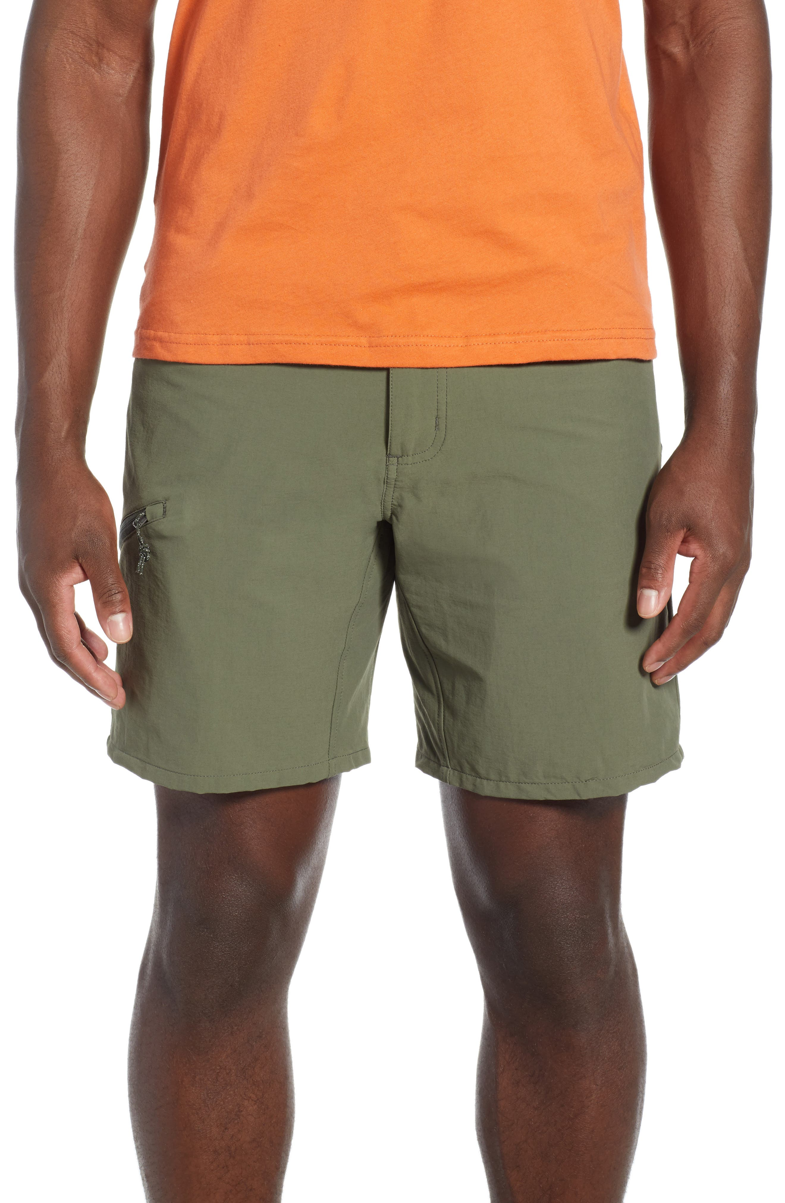 Patagonia Quandary Shorts, Green