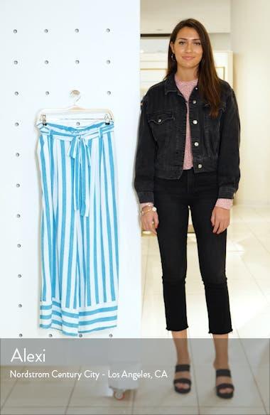 x Hi Sugarplum! Milos Wide Leg Paperbag Pants, sales video thumbnail