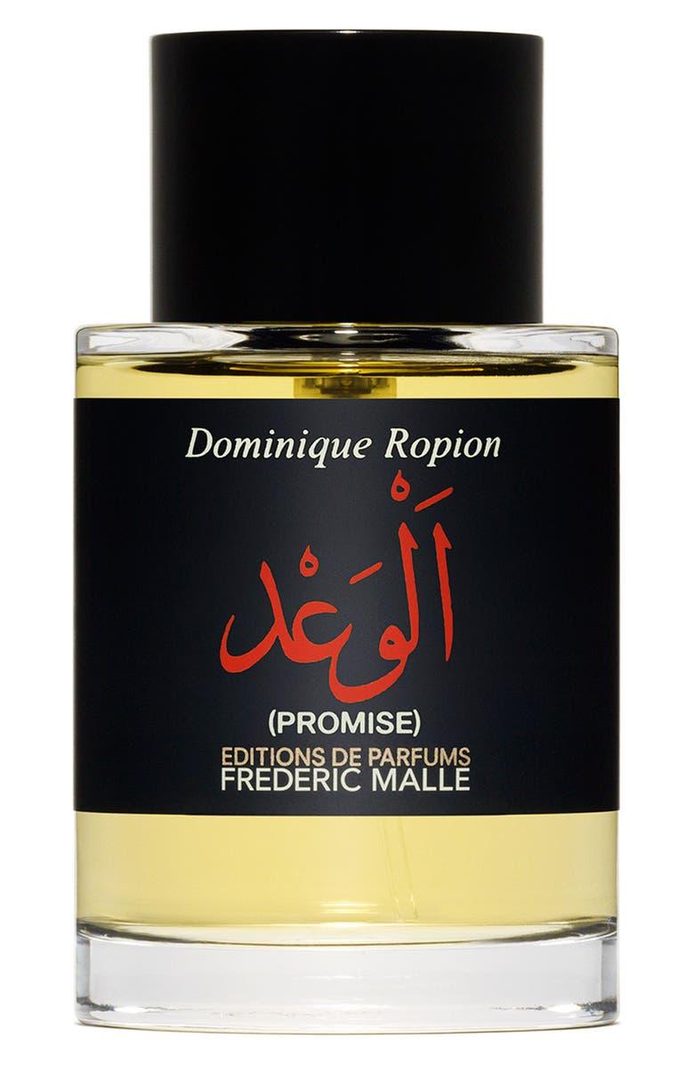 FRÉDÉRIC MALLE Editions de Parfums Frédéric Malle Promise Parfum Spray, Main, color, NO COLOR
