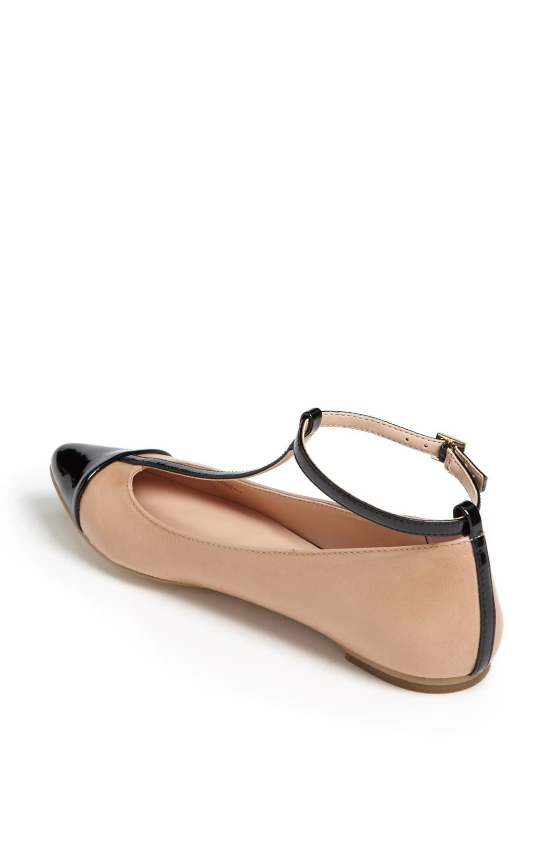,                             Julianne Hough for Sole Society 'Addy' Flat,                             Alternate thumbnail 19, color,                             102