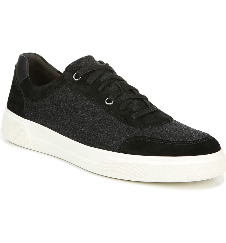 VINCE Barnett 2 Sneaker, Main, color, CHARCOAL