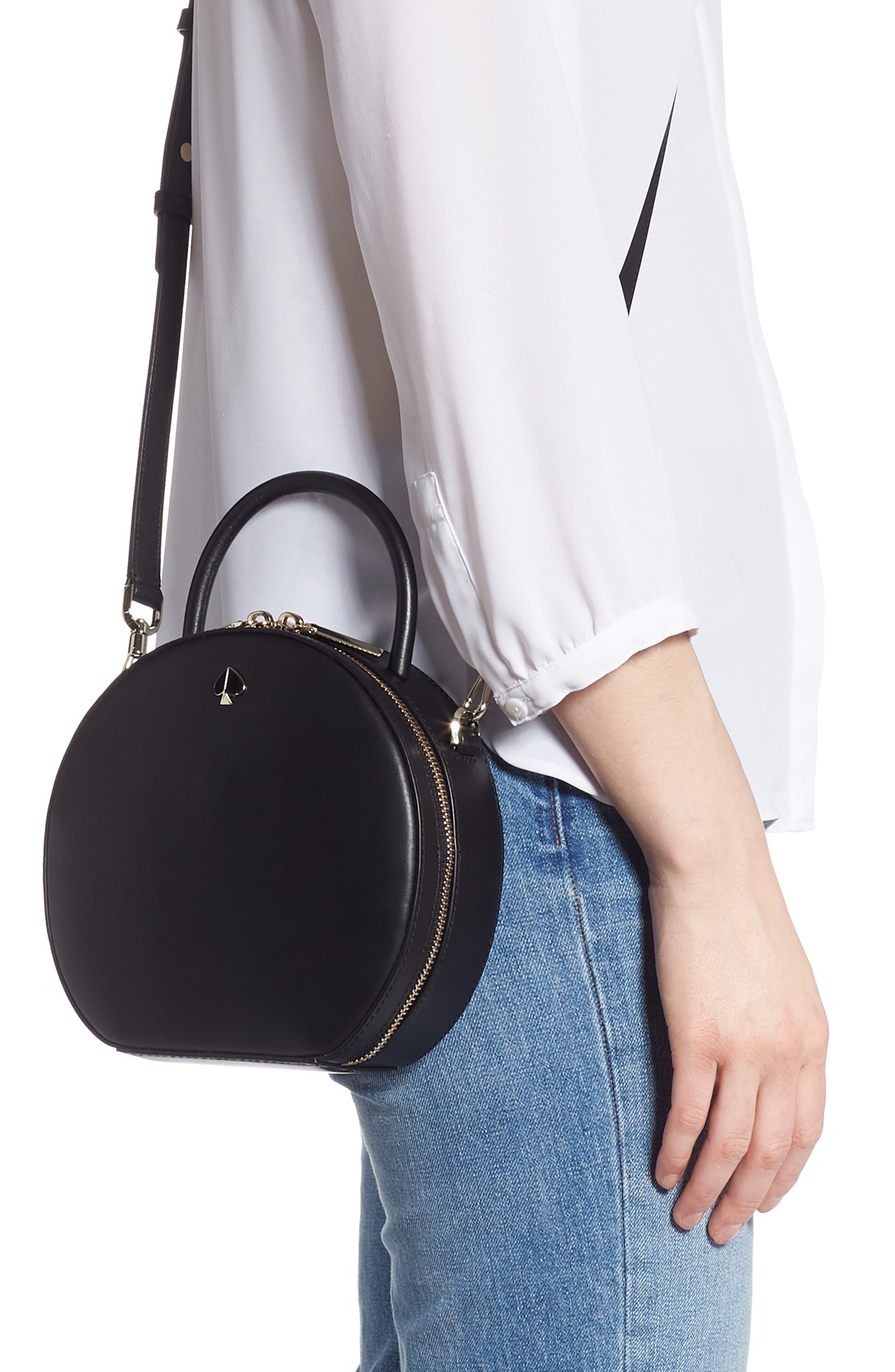 ,                             andi canteen leather crossbody bag,                             Alternate thumbnail 2, color,                             BLACK