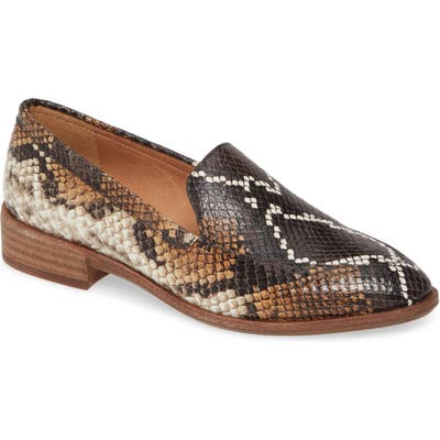 Madewell The Frances Loafer- Brown