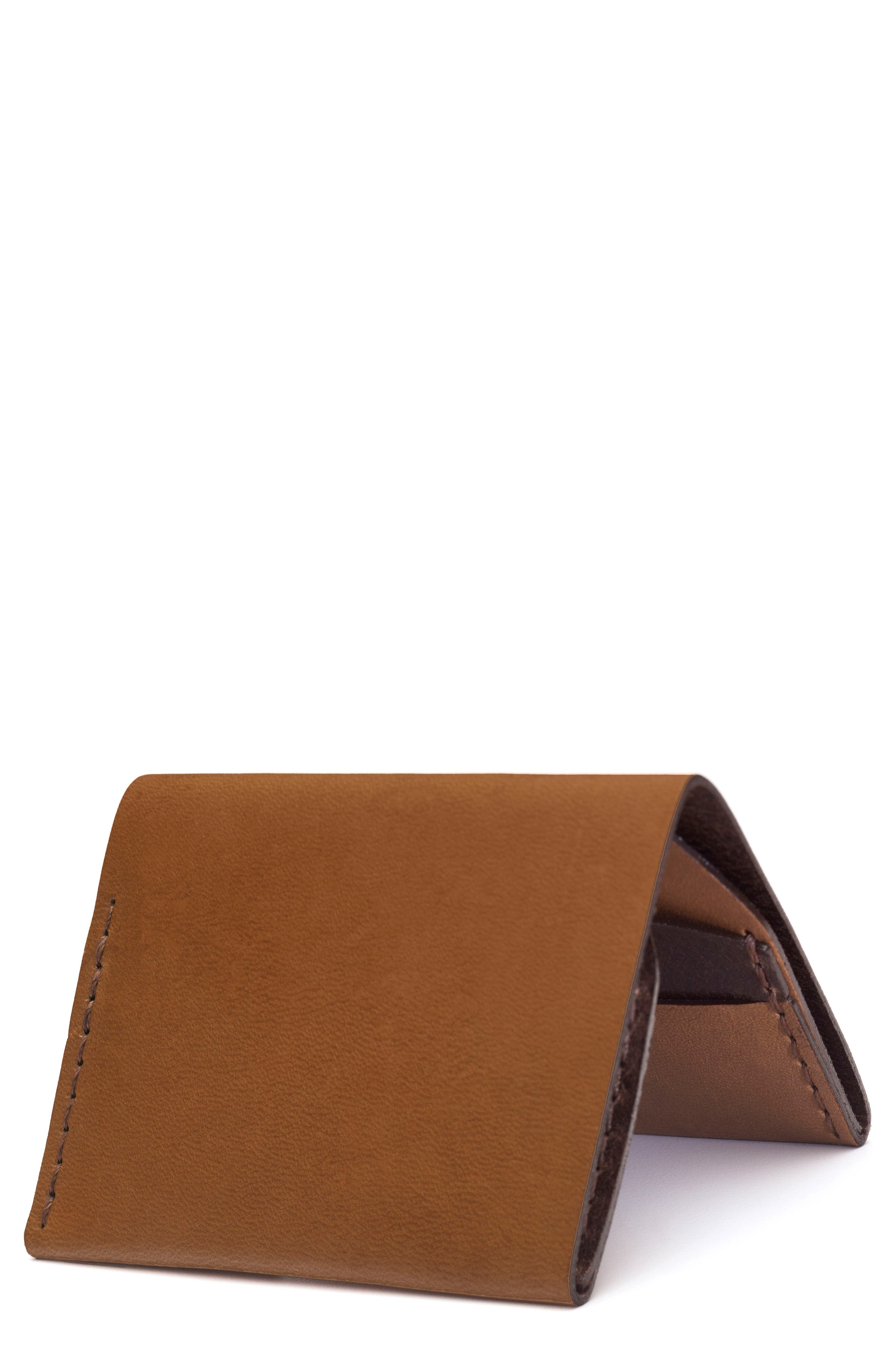 No. 4 Leather Wallet