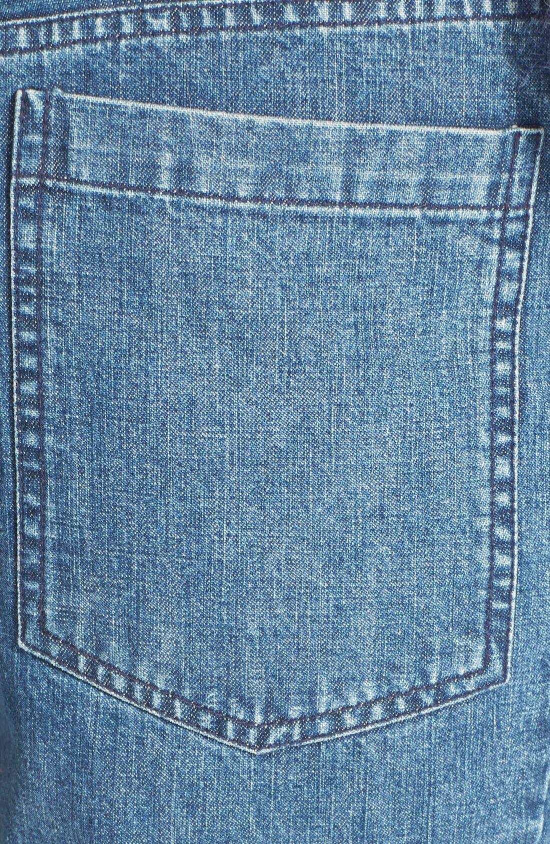 ,                             'Legion' Slim Denim Pants,                             Alternate thumbnail 2, color,                             400