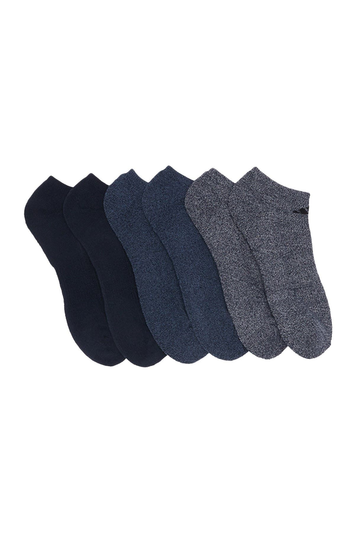 Image of adidas Superlite No Show Socks - Pack of 6
