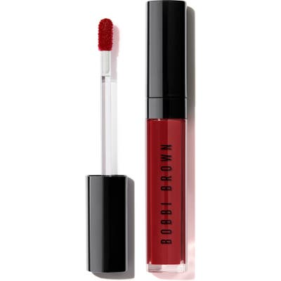 Bobbi Brown Crushed Oil-Infused Lip Gloss - Rock And Red
