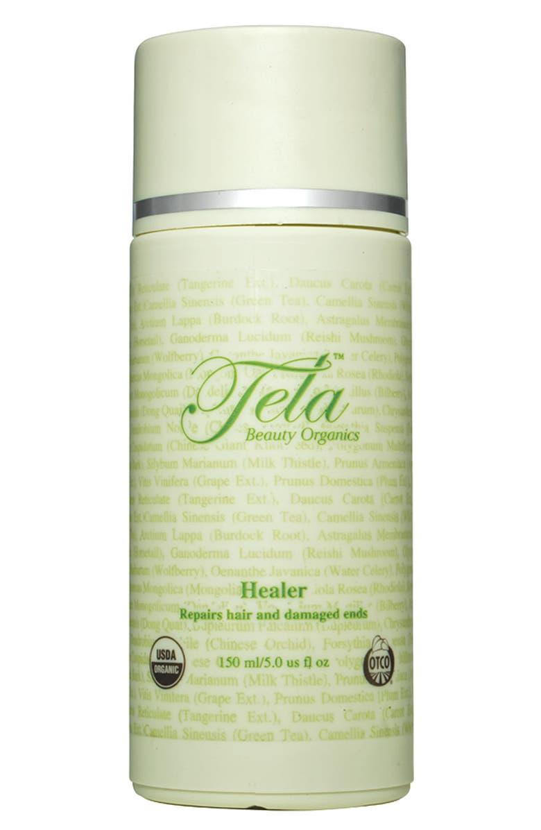 TELA BEAUTY ORGANICS 'Healer' Hair Repair, Main, color, 000