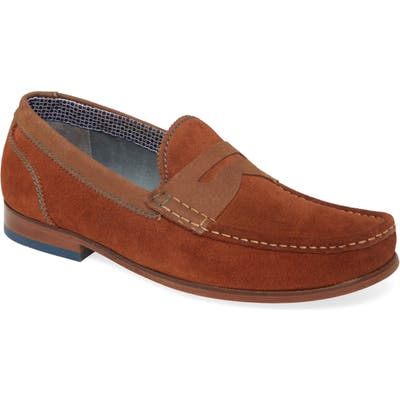 Ted Baker London Xapon Penny Loafer