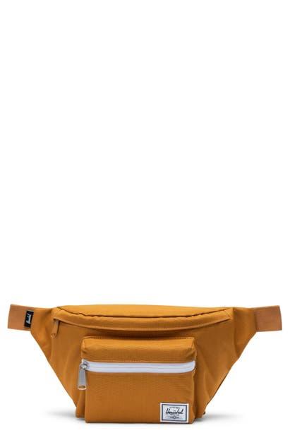 Herschel Supply Co. Belt SEVENTEEN BELT BAG - YELLOW
