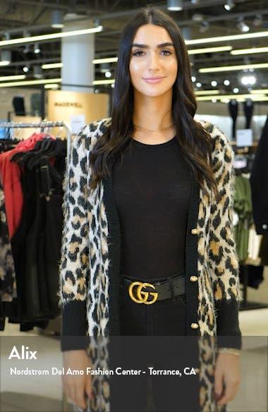 Tala Check Long Sleeve Handkerchief Hem Dress, sales video thumbnail
