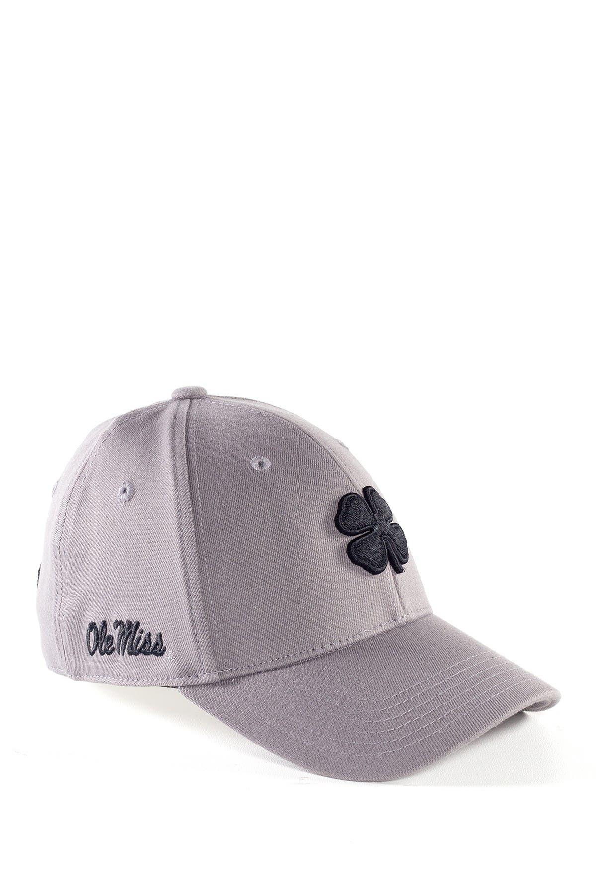 Image of Black Clover Ole Mississippi Baseball Cap